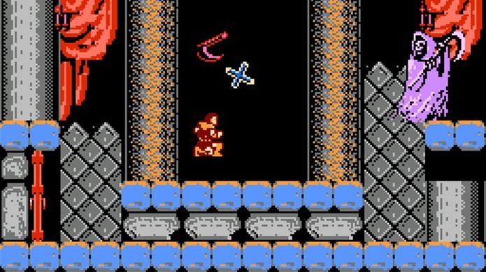 Castlevania do Nintendo 8 Bits era um dos games que estava sempre alugado nas locadoras (Foto: Reprodução/Life in 16-Bit)