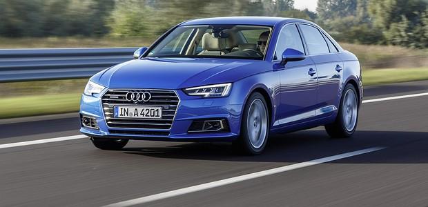 Nova geração do Audi A4 (Foto: Divulgação)