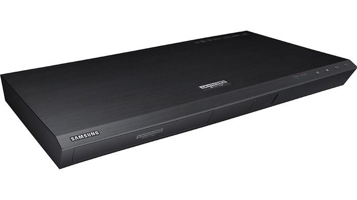 Samsung UBD-K8500 é o primeiro a chega ao mercado americano (Foto: Divulgação/Samsung)