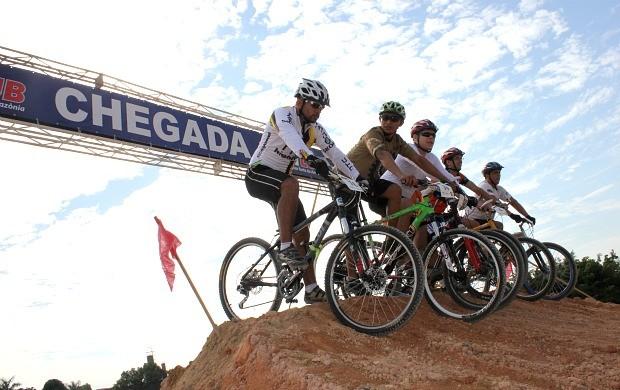 Mountain Bike, Manaus (Foto: Adeilson Albuquerque/GLOBOESPORTE.COM)