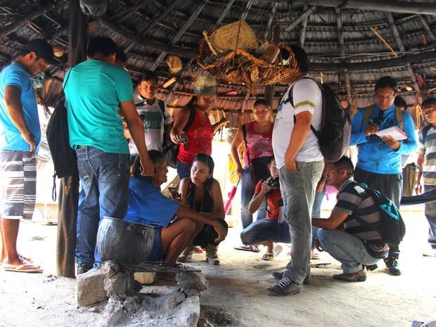 Evento vai reunir estudantes indígenas no dia 4 de novembro  (Foto: Ascom Uepa/Divulgação)