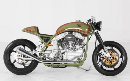 Mundial; customização; Thunderbike; motos; Claes Wärefors (Foto: Onno Wieringa/Frank Sander/Divulgação)