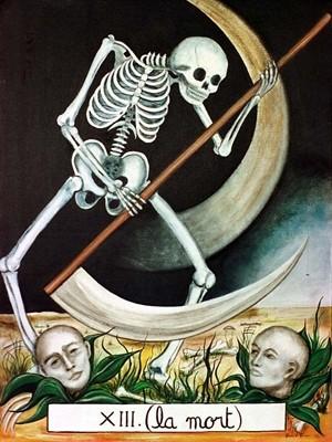 """Carta 13 no tarôt é """"morte"""" (Foto: Reprodução)"""
