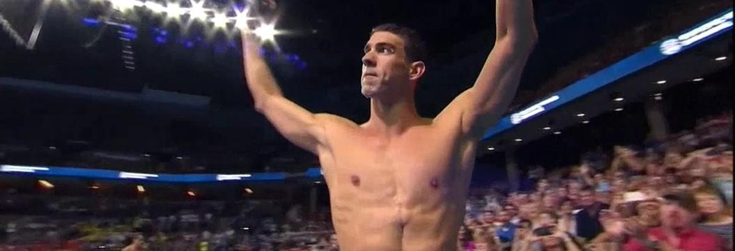 Micheal Phelps garante a vaga para a sua quinta Olimpíada; ele já tem 22 medalhas