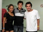 Balada ecltica: Dylon, Romrio, Claudia Jimenez, Latino e... Papai Noel