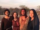 Rômulo Neto e Adriana Birolli se preparam para 'Paixão de Cristo'