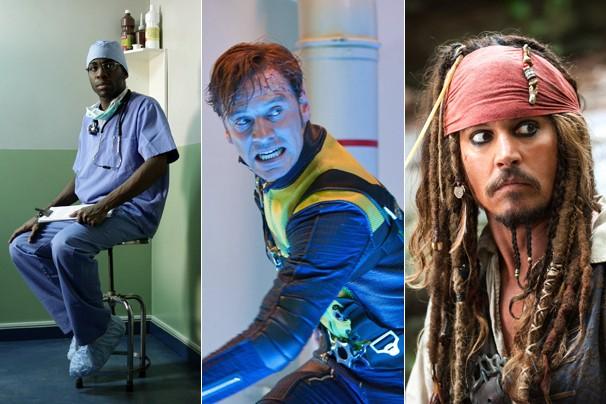 """Na Tela Quente, """"X-Men: Primeira Classe"""", na Sessão Brasil, """"Amanhã Nunca Mais"""", e, no Cinema Especial, """"Piratas do Caribe: Navegando em Águas Misteriosas"""" (Foto: Divulgação)"""