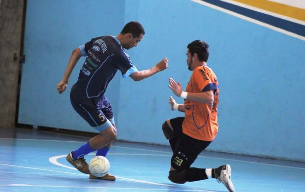 Goda São José Futsal (Foto: Quarttus Marketing)
