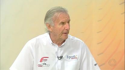 Ex-piloto de Fórmula 1, Wilsinho Fittipaldi fala sobre nova categoria de automobilismo