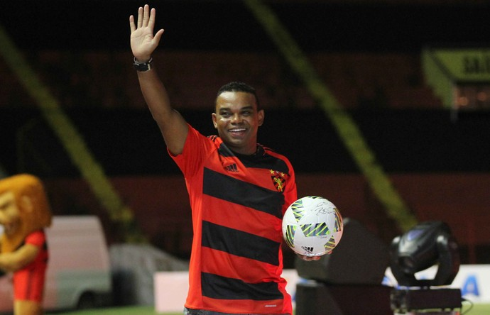 Carlinhos Bala (Foto: Aldo Carneiro (Pernambuco/Press))