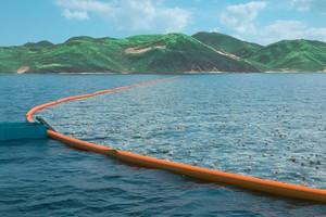 """Megassistema de """"autolimpeza"""" dos oceanos começa a funcionar em 2016"""