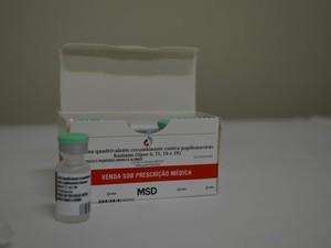 Campanha de vacinação segue até o dia 8 de maio, em Vilhena (RO) (Foto: Dennis Weber/G1)