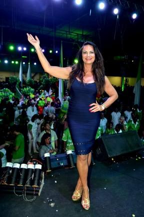 Luiza Brunet (Foto: Roberto Teixeira / EGO)