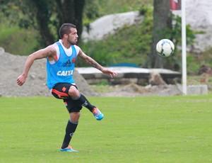 Canteros Treino Flamengo (Foto: Gilvan de Souza / Flamengo)