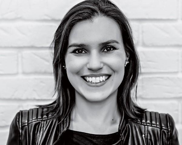 Maria Clara Póvia, 35 anos, editora de beleza  (Foto: Hick Duarte)