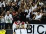 """Desempenho do Corinthians chama a atenção de Noriega: """"Um grande jogo"""""""