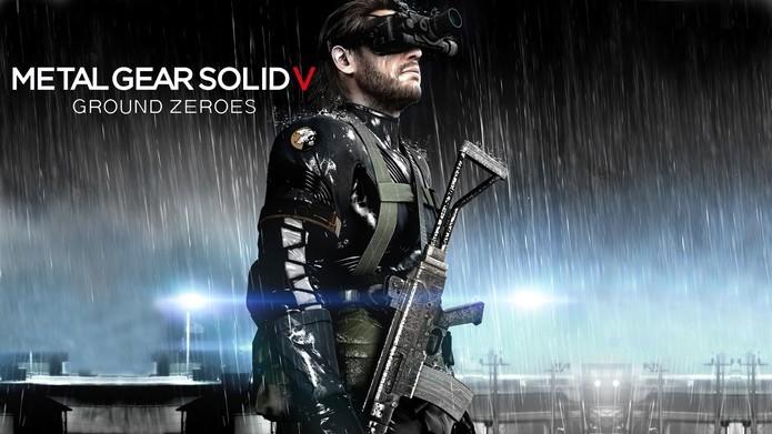 Metal Gear Solid 5: Ground Zeroes chega ao PC (Foto: Divulgação)