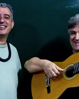 Didu Nogueira + Jorge Simas (Foto: Pat Duarte/Divulgação)