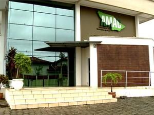 Associação dos Municípios do Acre (Amac) (Foto: Reprodução TV Acre)