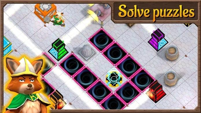 Vindextar é um divertido jogo de enigmas, disponível para celulares Android (Foto: Divulgação / Studio ZYX)