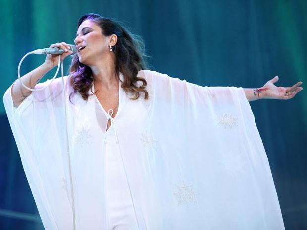 Maria Rira apresenta a turnê Redescobrir em Salvador (Foto: Rubens Cerqueira/Divulgação)