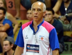 Ênio Vecchi, técnico do Espírito Santo Basquete (Foto: Caio Casagrande/Bauru Basket)