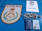 Jovem é preso com drogas na Vila Americana, em Volta Redonda, RJ
