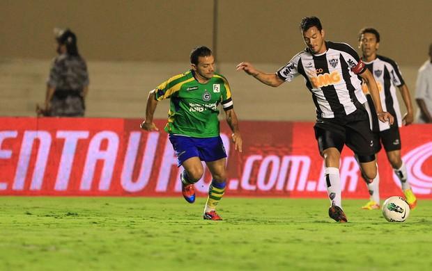 Goiás x Atlético-MG (Foto: Weimer Carvalho / VIPCOMM )