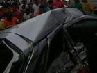 Acidente mata três pessoas na BR-316 no Maranhão
