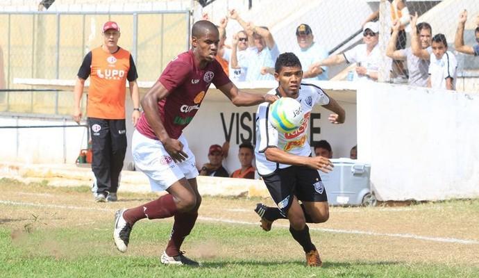 Votuporanguense x Ferroviária - Copa Paulista 2014 (Foto: Alex Pelicer / Diário da Região)