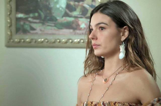 Isis Valverde é Ritinha em 'A força do querer' (Foto: Reprodução)