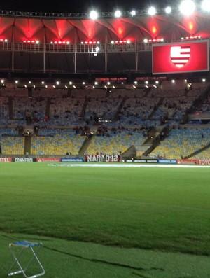 Flamengo Atlético-PR Maracanã
