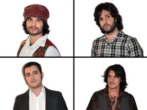 Integrantes Zoom Beatles (Foto: Arquivo Pessoal)