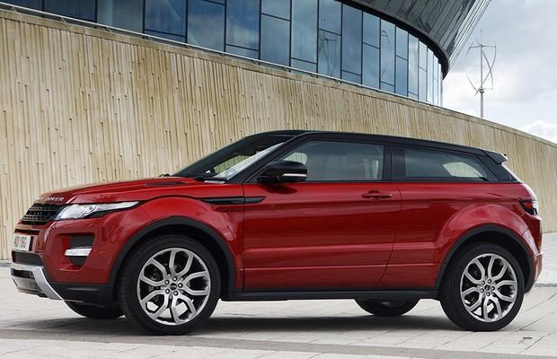 Land Rover Range Rover Evoque Prestige (Foto: Divulgação)