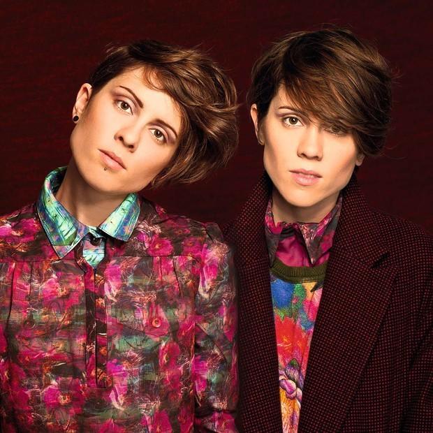 Tegan e Sara trabalharam no novo álbum com Greg Kurstin, produtor que trabalhou com Sia, Adele e Lily Allen (Foto: Divulgação)