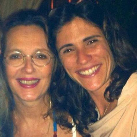 Maria Zilda e Ana Kalil (Foto: Reprodução)