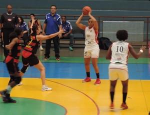 Presidente Venceslau x Sport - Liga de Basquete Feminino (Foto: João Paulo Tilio / GloboEsporte.com)