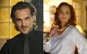 Igor Rickli e Cláudia Netto comentam a emoção de cantarem juntos em cena