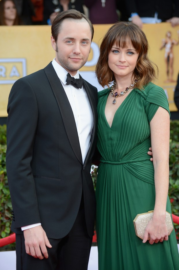 Vicent Kartheiser e Alexis Bledel