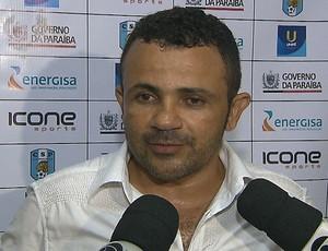 Josivaldo Alves, CSP (Foto: Reprodução / TV Cabo Branco)