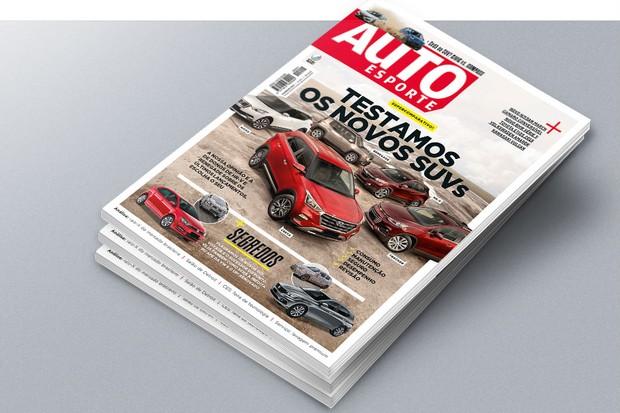 Revista Autoesporte de fevereiro (Foto: Autoesporte)
