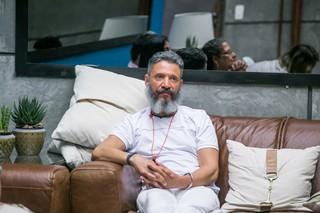Laércio, participante do BBB 16 (Foto: Globo/Paulo Belote)