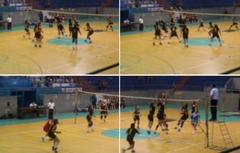 Unifap e Santos-AP vencem amistosos de vôlei no aniversário de Macapá