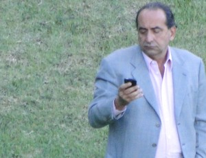 Alexandre Kalil, presidente do Atlético-MG (Foto: Léo Simonini / Globoesporte.com)