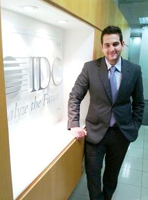 Pedro Hagge, analista da consultoria IDC (Foto: Divulgação/IDC)