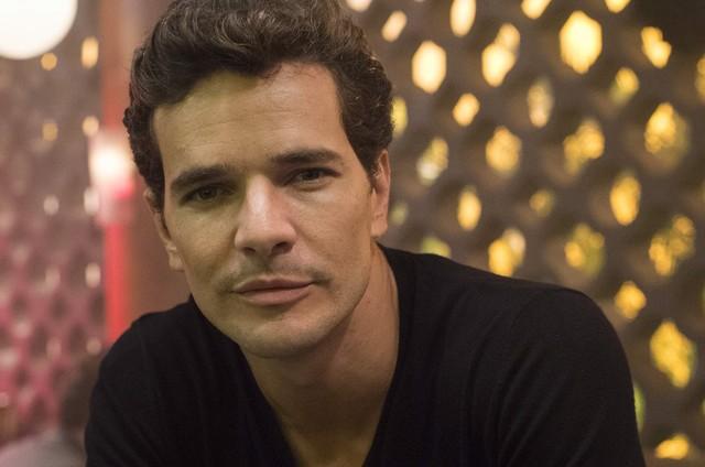 Daniel de Oliveira (Foto: Estevam Avellar/ TV Globo)