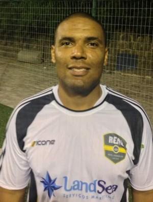 Rodrigo de Oliveira, novo técnico da Seleção Capixaba de futebol 7 (Foto: Divulgação)
