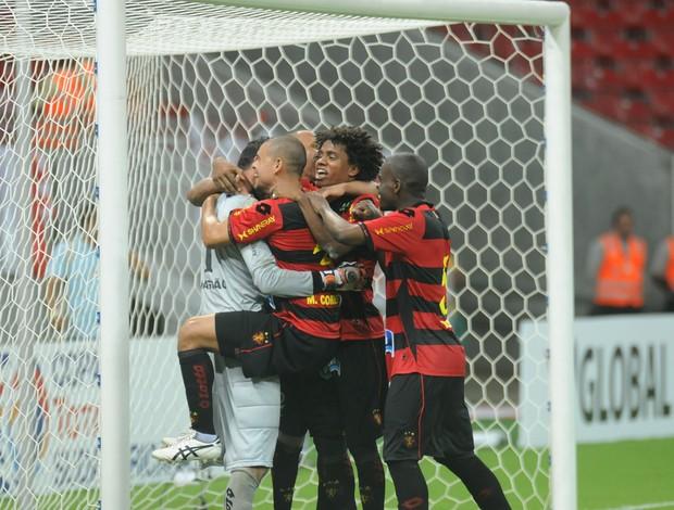 náutico x sport magrão (Foto: Aldo Carneiro / Pernambuco Press)
