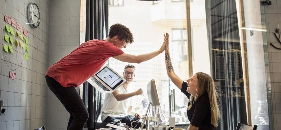 Motivar os funcionários e reconhecer seus esforços é essencial para torná-los mais produtivos  (Foto: Getty Images)