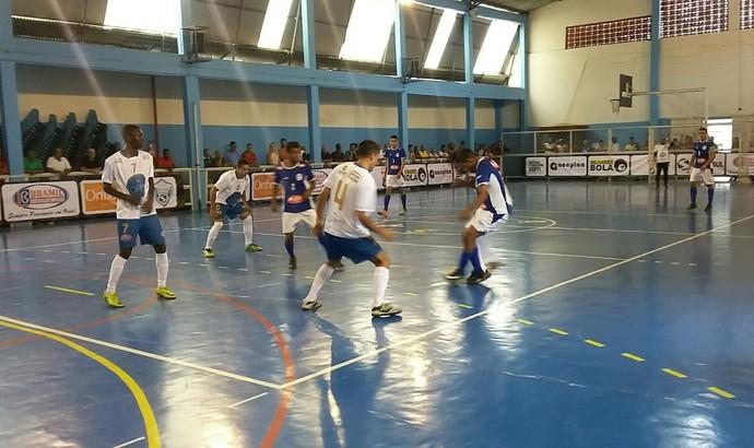 Vitória dá os primeiros três pontos a Três Rios na competição (Foto: Divulgação)